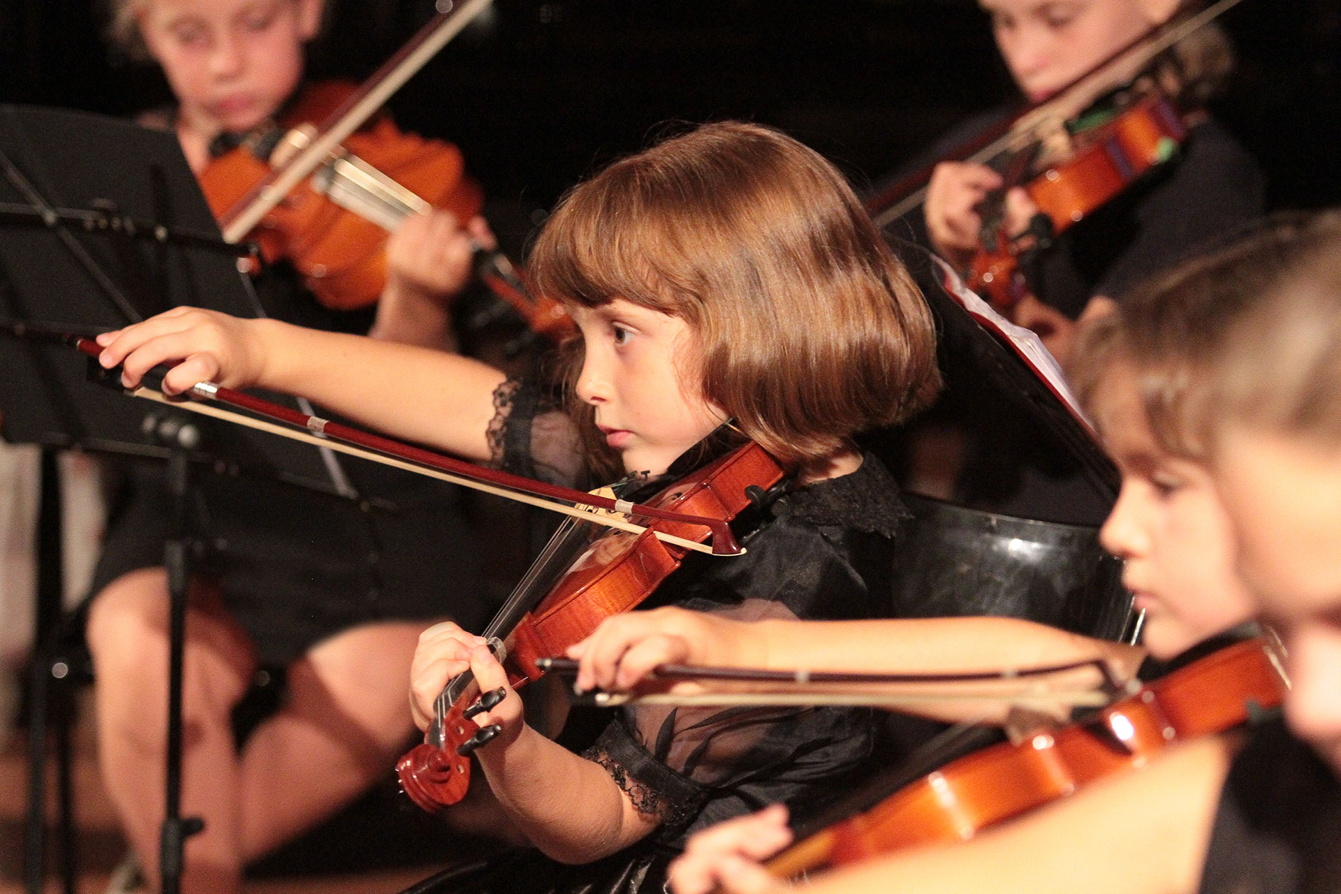 Andreia Horta A Cura junior masterclass – narnia festival