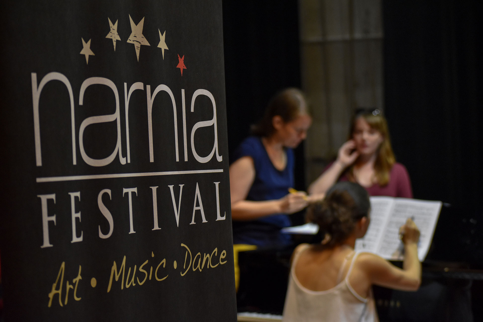 International Vocal Arts Program – Narnia Festival