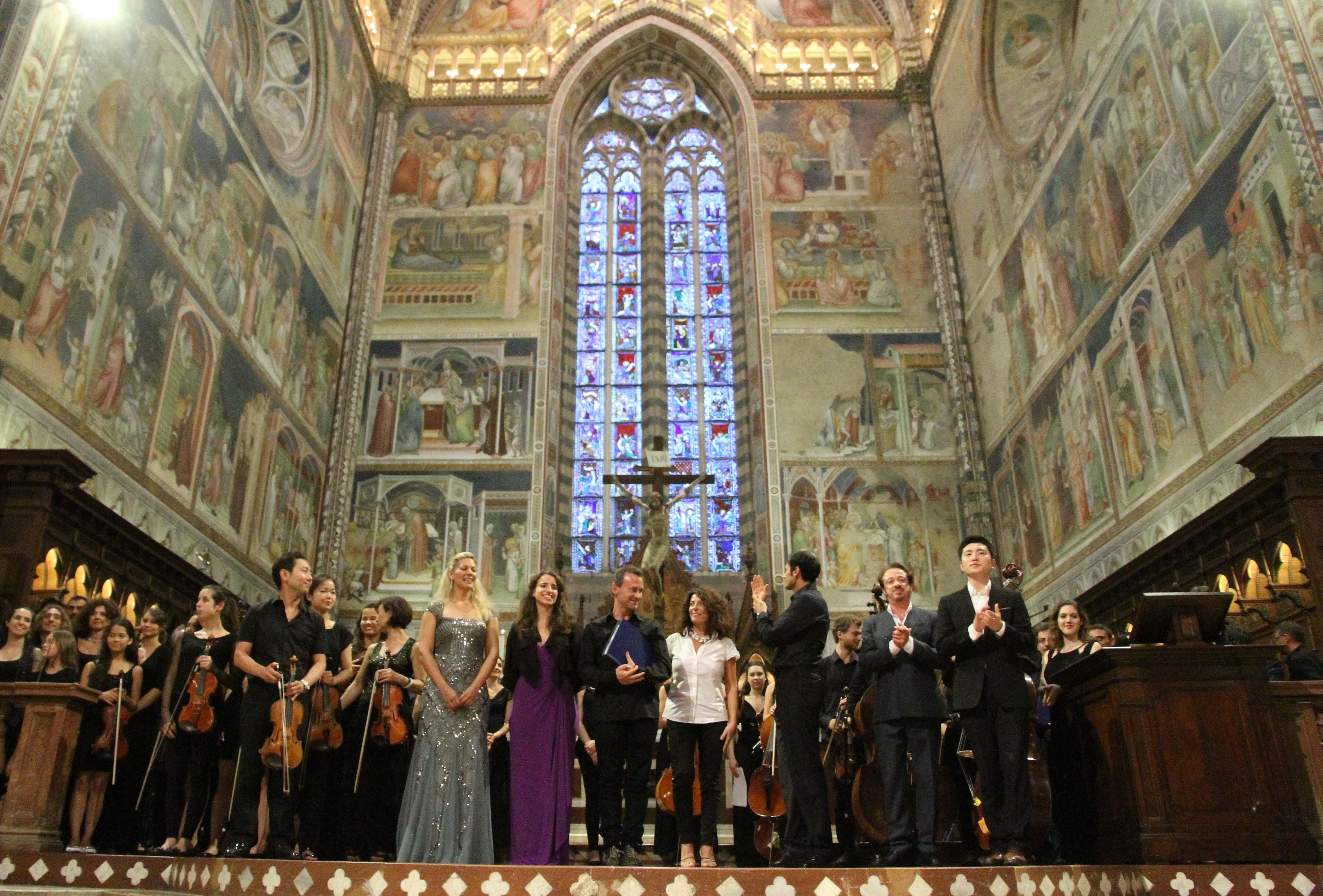 Dynamics Isola Della Scala international vocal arts program – narnia festival